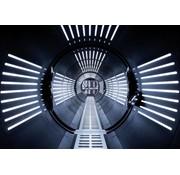 Komar Star Wars Tunnel Fotobehang 368x254cm