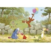 Komar Winnie the Pooh Ballooning Fotobehang 368x254cm
