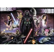 Komar Star Wars Darth Vader Collage Fotobehang 368x254cm