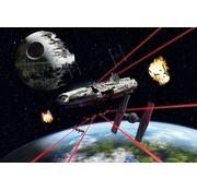 Komar Star Wars Millennium Falcon Fotobehang 368x254cm