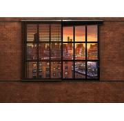 Komar Brooklyn Brick Fotobehang 368x254cm