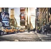 Komar Times Square Vlies Fotobehang 368x248cm