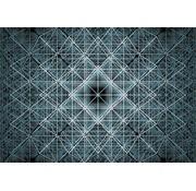 Komar Matrix Vlies Fotobehang 368x248cm