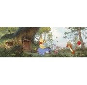 Komar Winnie the Pooh's House Fotobehang 368x127cm