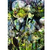 Komar Aphrodite's Garden Fotobehang 184x254cm
