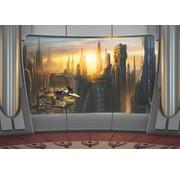 Komar Star Wars Coruscant View Fotobehang 368x254cm