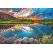 Komar Daybreak Vlies Fotobehang 368x248cm