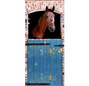 Papermoon Paard Vlies Fotobehang 90x200cm