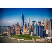 Papermoon Manhattan Skyline Vlies Fotobehang 350x260cm