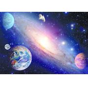 Papermoon Solar System Vlies Fotobehang 250x180cm