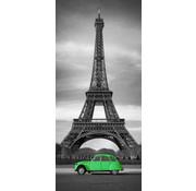Papermoon Parijs Vlies Fotobehang 90x200cm