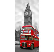 Papermoon Big Ben Londen Vlies Fotobehang 90x200cm