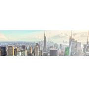 Papermoon New York Vlies Fotobehang 350x100cm