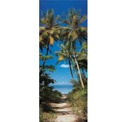Papermoon Beach Path Vlies Fotobehang 90x200cm
