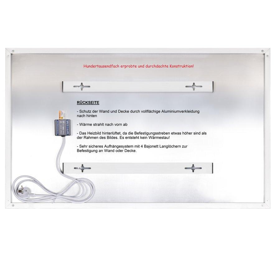 Herfstbos Infraroodverwarmingspaneel 60x100cm 600W