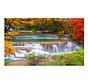 Waterval in Regenwoud Infraroodverwarmingspaneel 60x100cm 600W