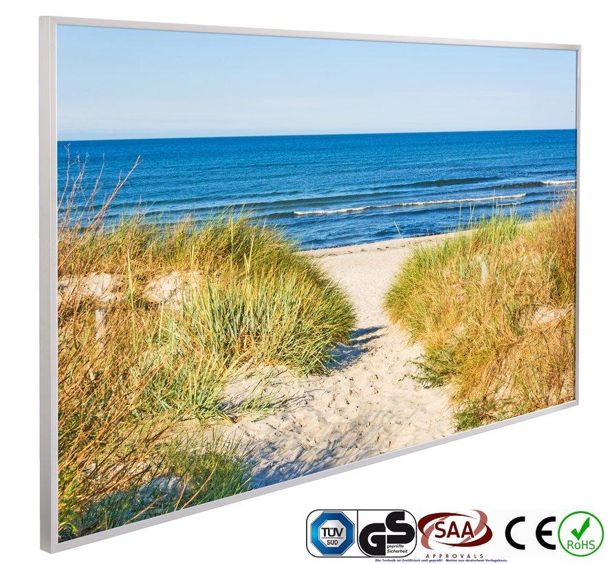 Strandpad Infraroodverwarmingspaneel 60x100cm 600W