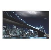 Infraroodverwarmingspaneel 600W Brooklyn Bridge 60x100cm
