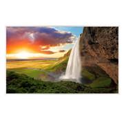 Infraroodverwarmingspaneel 600W Waterval IJsland 60x100cm