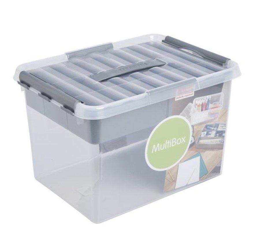 Sunware Multibox Q-Line 22 Liter