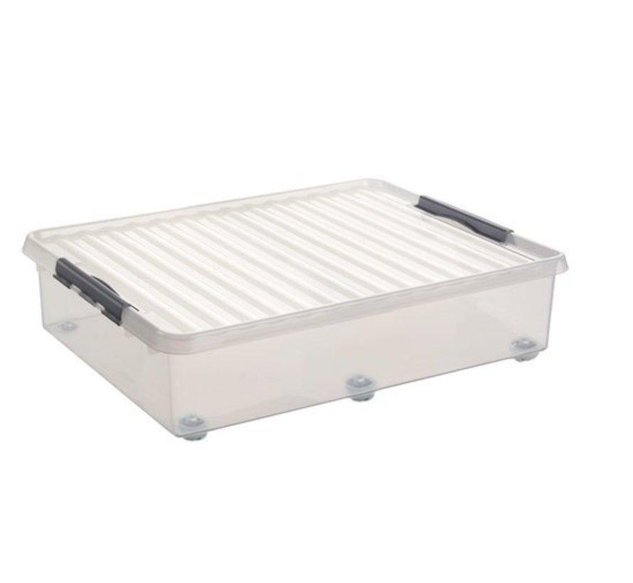 Sunware Q-Line Storage box Bed 60 Liter