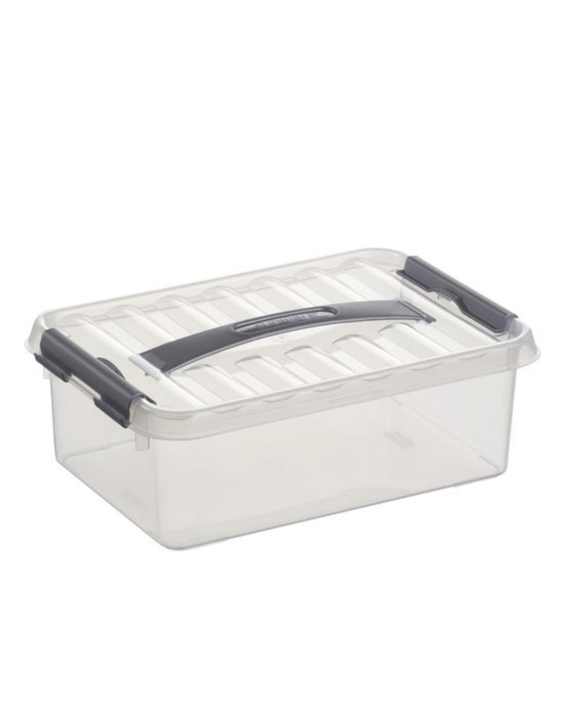 Sunware Sunware Q-Line Opbergbox 1.0 liter 77900609