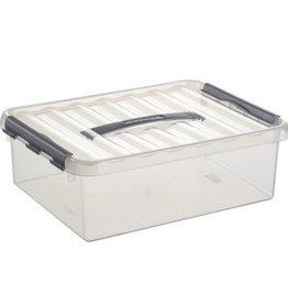 Sunware Sunware Q-Line Opbergbox 10 liter 79500609