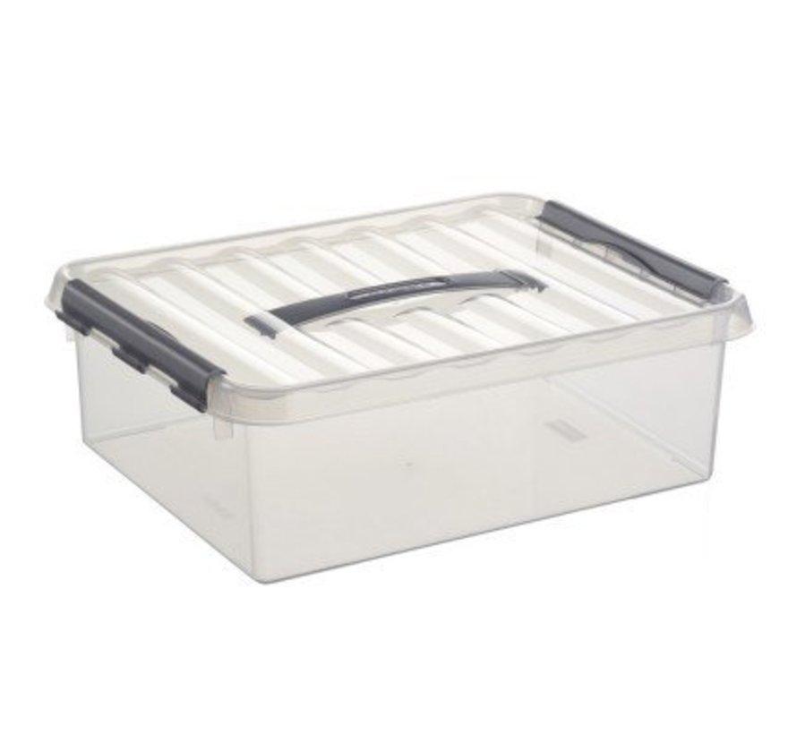 Sunware Q-Line Opbergbox 10 Liter