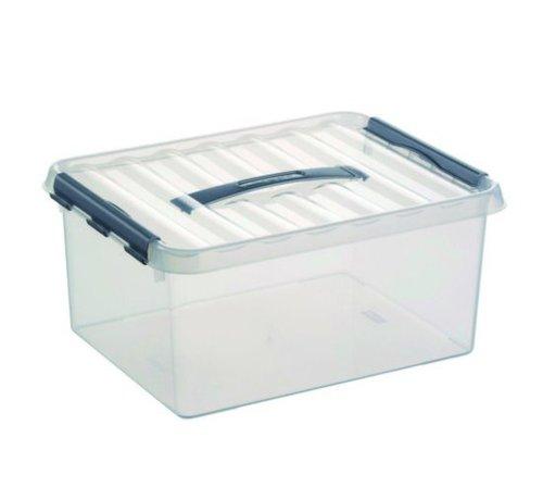 Sunware Sunware Q-Line Opbergbox 15 Liter