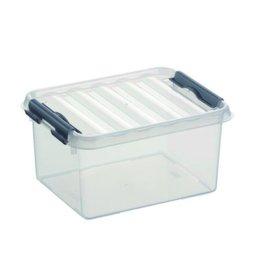 Sunware Sunware Q-Line Opbergbox 2.0 liter 78000609