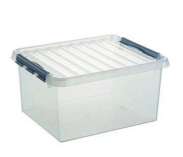 Sunware Sunware Q-Line Storage box 36 liters