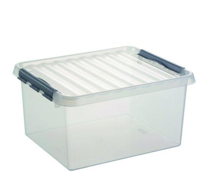 Sunware Q-Line Opbergbox 36 Liter