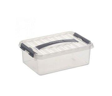 Sunware Sunware Q-Line Storage box 4.0 Liter