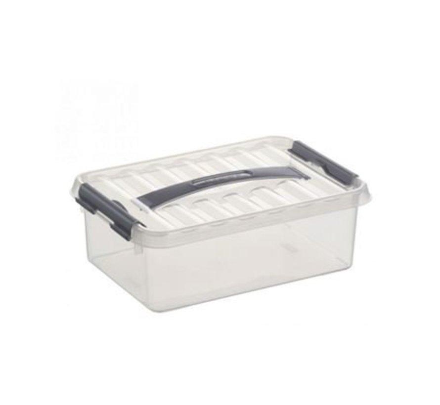 Sunware Q-Line Opbergbox 4.0 Liter