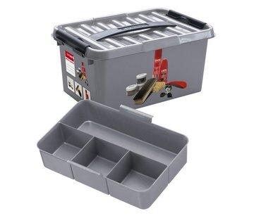 Sunware Sunware Q-Line Shoeshine Box 6 Liter