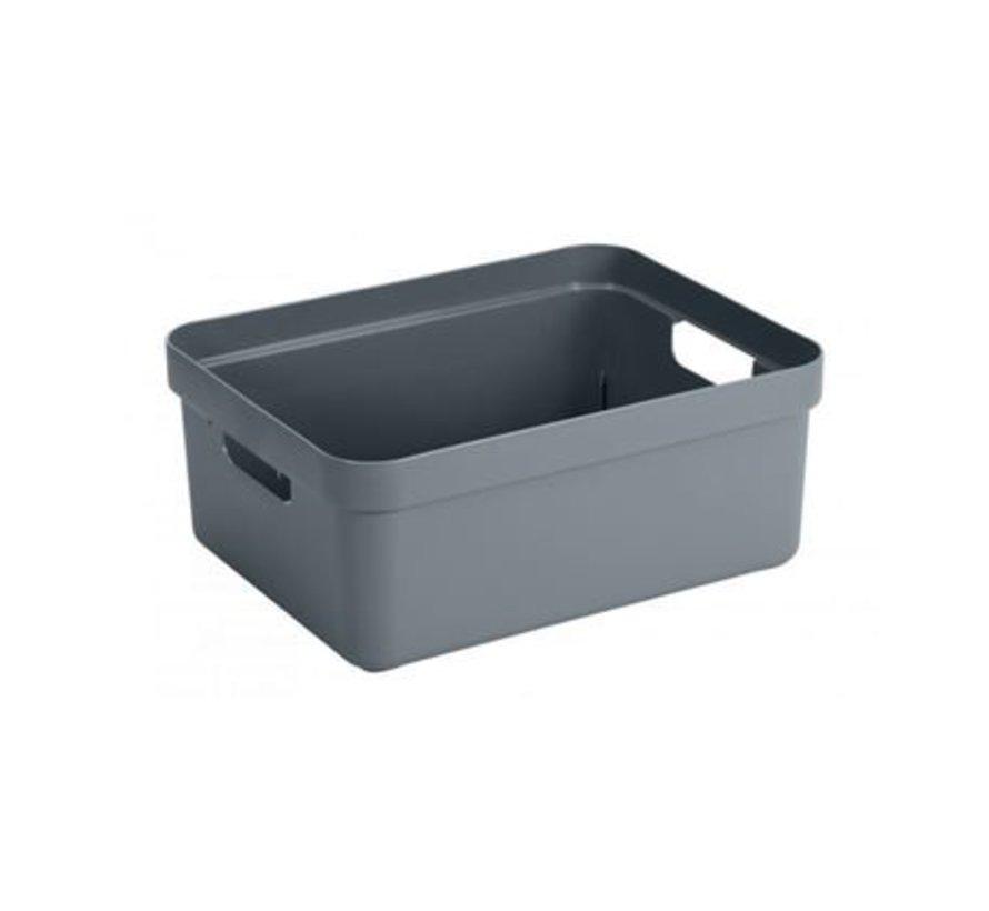 Sunware Sigma Homebox Antraciet 24 Liter 9700636
