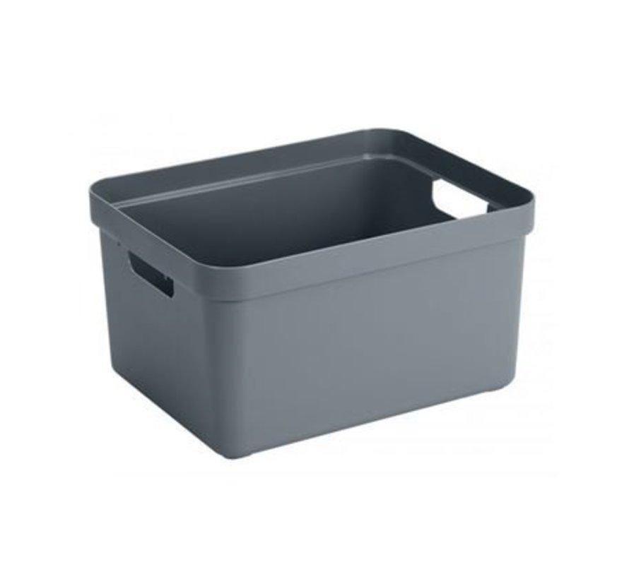 Sunware Sigma Homebox Antraciet 32 Liter 9800636