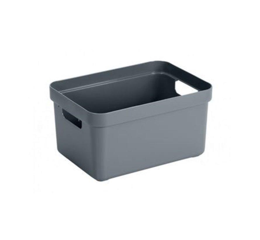Sunware Sigma Homebox Lichtgrijs 13 Liter