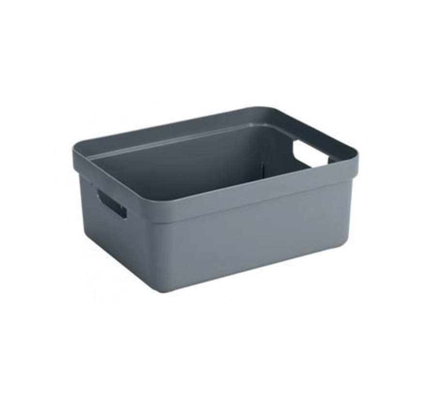 Sunware Sigma Homebox Lichtgrijs 24 Liter 9700681