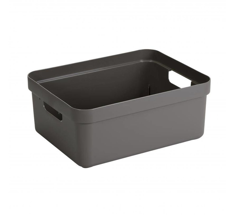 Sunware Sigma Homebox Taupe 24 Liter 9700655