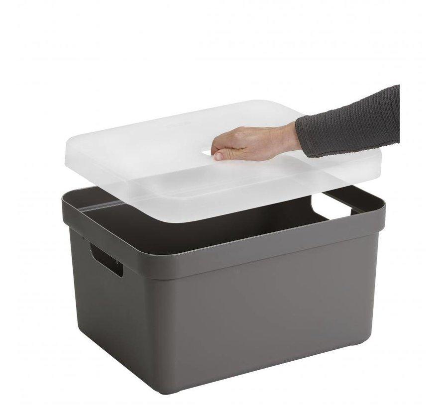 Sunware Sigma Homebox Taupe 32 Liter
