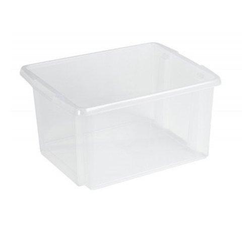 Sunware Sunware Stapelbox Nesta 32 Liter Transparant