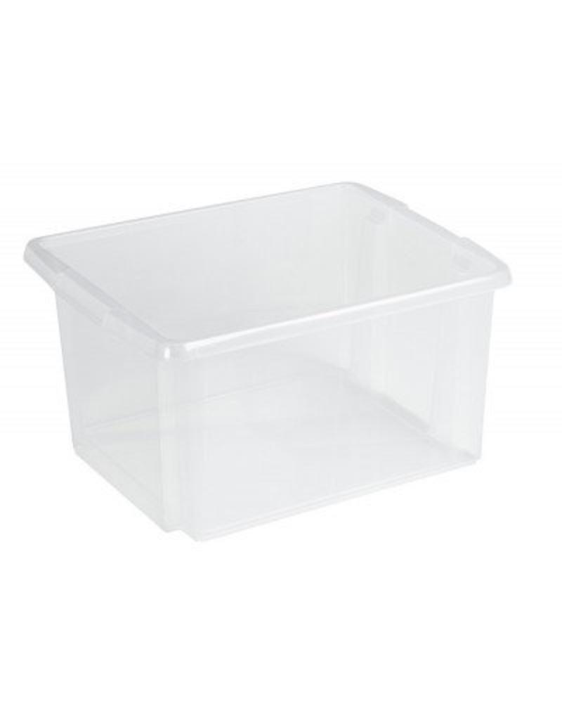 Sunware Sunware Stapelbox Nesta 32 liter Transparant 39001209