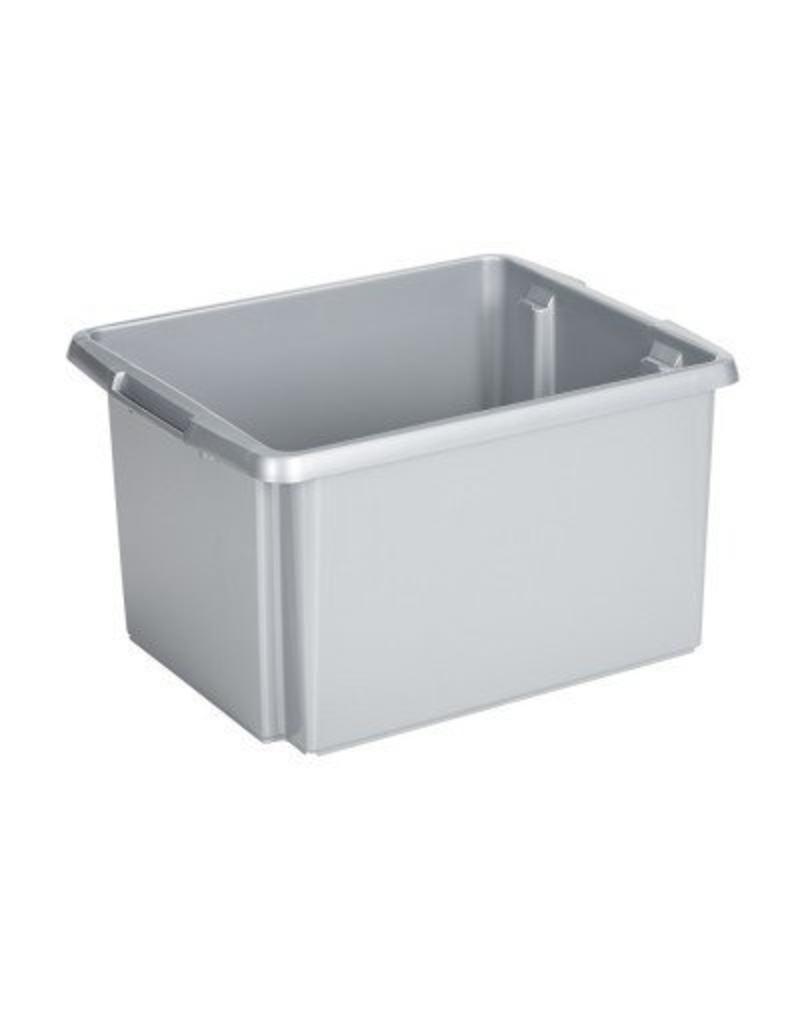 Sunware Sunware Stapelbox Nesta 32 liter Zilver 39000172