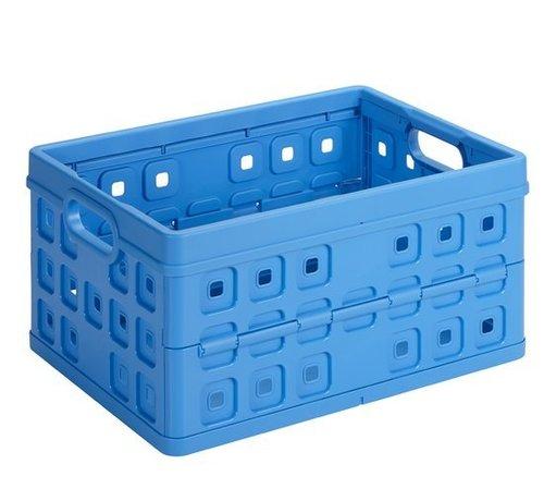 Sunware Sunware folding crate Folda Blue 32 Liter