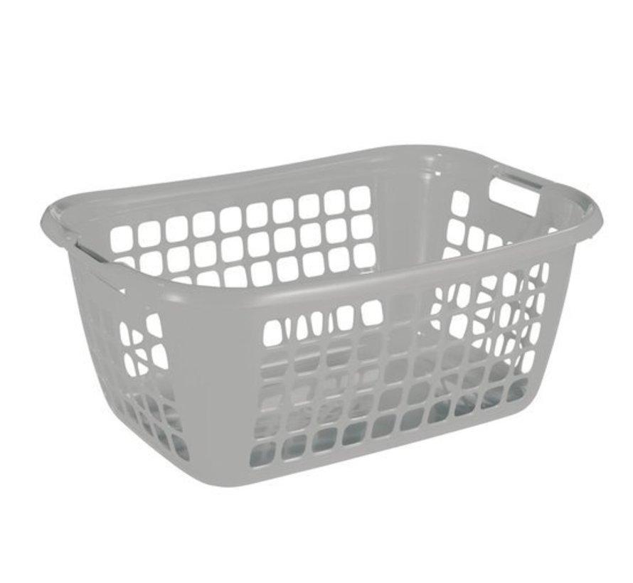 Sunware Wasmand Laundry 65 cm Zilver