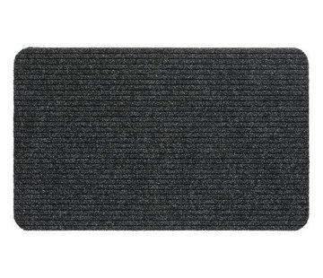 Hamat Hamat Fortuna Ribmat 50 x 80 cm Antraciet