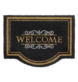 Hamat Hamat Coco Welcome Classic 60x80cm zwart