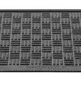 Hamat Hamat Supreme deurmat 45x75cm Antraciet