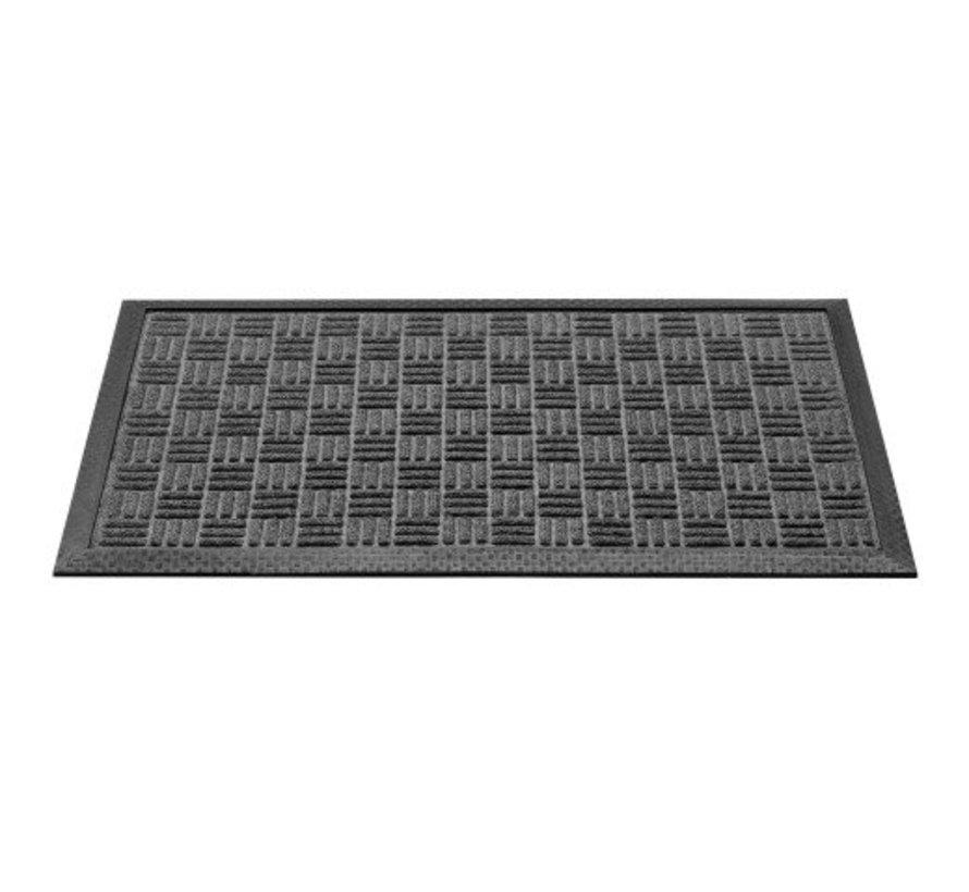Hamat Supreme Doormat 45 x 75 cm Anthracite